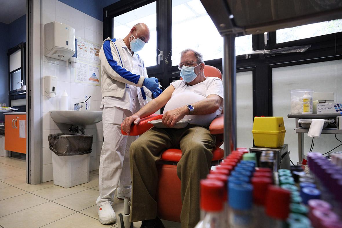 Coronavirus, l'aggiornamento sulla pandemia in Italia